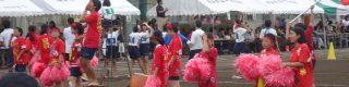 田奈中の体育祭に行ってきました in 2016